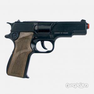 تفنگ ترقه ای پلیس متال 8 تیر گان هر