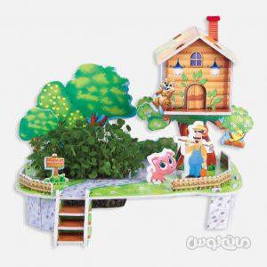 باغ کوچک من زیلیپو مینی ساختنی
