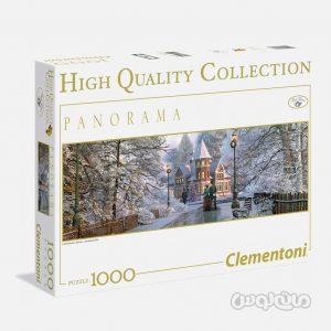 پازل 1000 قطعه پاناروما کریسمس کلمنتونی