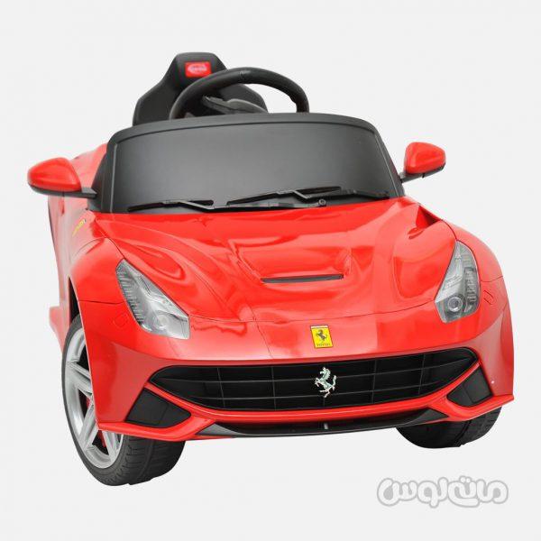 ماشین فراری F12 شارژی سوارشدنی راستار