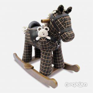 راکینگ هورس تد همراه با عروسک رافاس لیتل برد تلد می