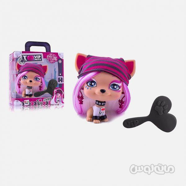 عروسک گوئین سری وی آی پی پتس آی ام سی