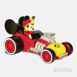 فیگور میکی و ماشین مسابقه سری دیزنی جونیور آی ام سی