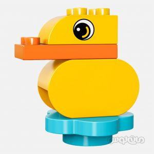 اردک سری دوپلو لگو