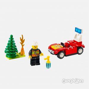 ماشین آتشنشانی سری جونیور لگو