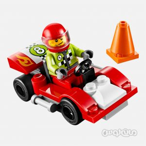 ماشین مسابقه سری جونیور لگو