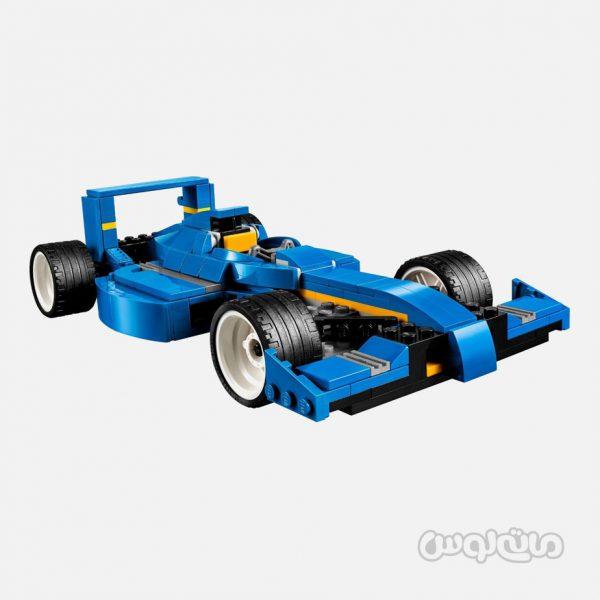 ماشین مسابقه 3 در 1 کریتور لگو