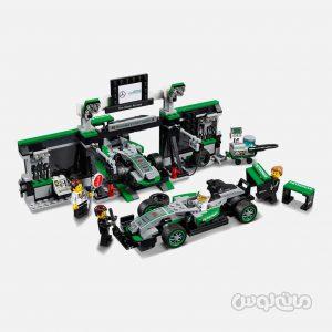 تیم فرمول 1 مرسدس AMG سری اسپید لگو