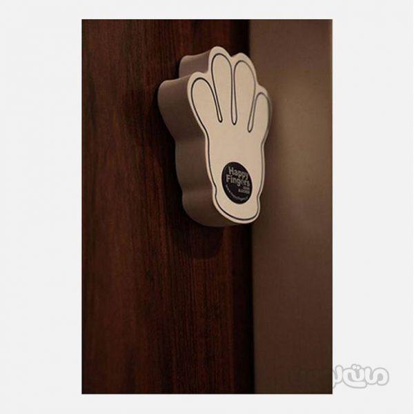محافظ انگشت طرح دست نی نو