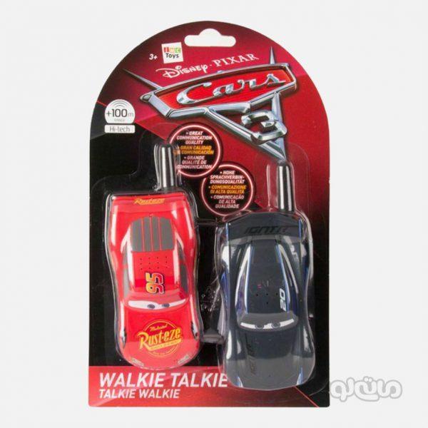 واکی تاکی کارز 3 سری دیزنی آی ام سی