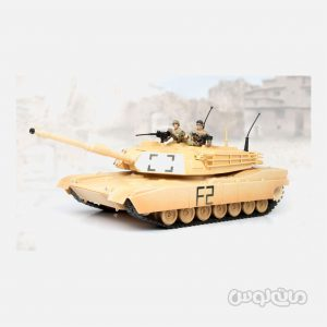 تانک جنگی 1:18 سری ورلد پیس کیپرز ام سی تویز