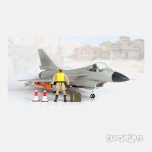 جت J10 جنگنده 1:18 سری ورلد پیس کیپرز ام سی تویز