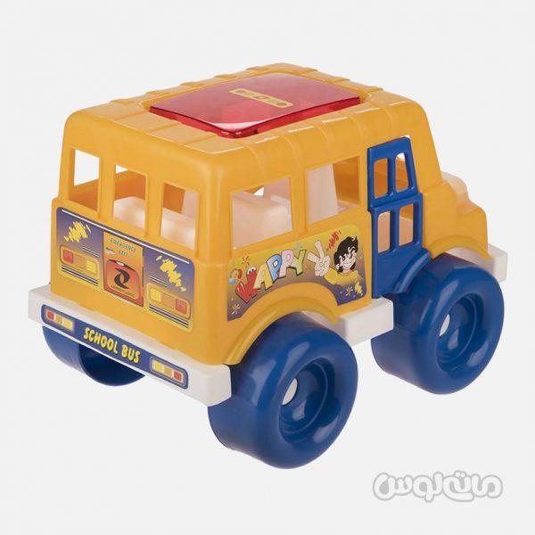 اتوبوس مدرسه زرین