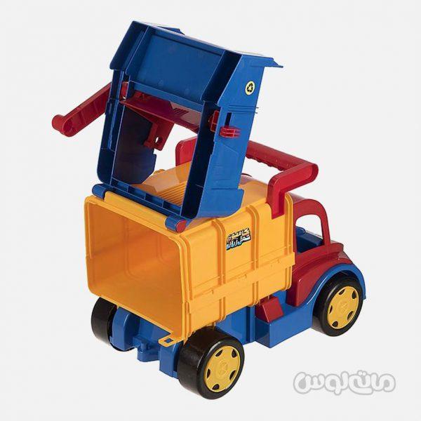 کامیون حمل زباله زرین