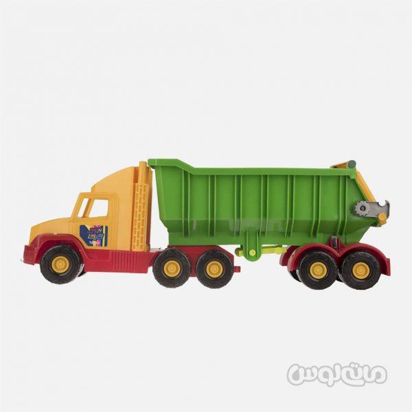 کامیون کاترپیلار زرین
