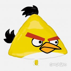 بادکنک انگری بردز زرد XL آناگرام