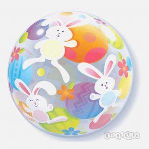 بادکنک 22 اينچ پلاستيکي خرگوشي کوالاتکس
