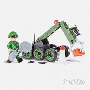 ربات حمل بمب سری اسمال آرمي کوبي ساختنی