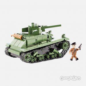 تانک 7TP سری اسمال آرمي کوبي ساختنی