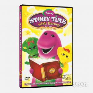 سی دی آموزشی وقت داستان سری بارنی انتشارات افرند