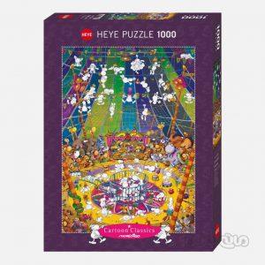 پازل 1000 قطعه کارتون سیرک دیوانه هیه
