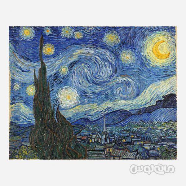 پازل 1000 قطعه اثر هنری 09658 ریکوردی