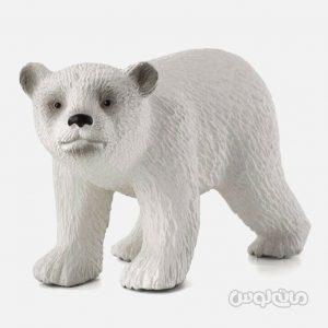 فیگور خرس قطبي کوچک سری سي لند موجو