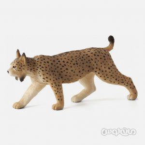 فیگور گربه وحشي سری وودلند موجو