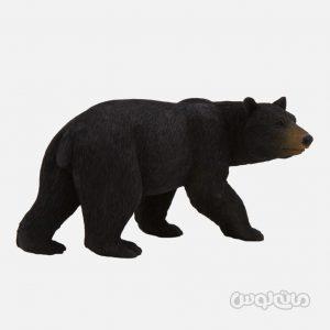فیگور خرس سياه آمريکايي سری وايلد لايف موجو