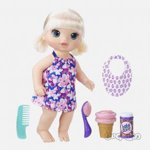 عروسک با بستني سری بي بي الايو هزبرو