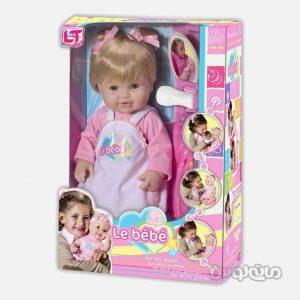 عروسک دختر 43 سانتي لوکو