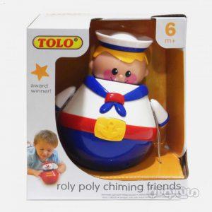 رولي پولي کاپيتان تولو نوزادی