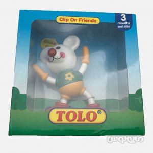 موش مفصلي تولو نوزادی