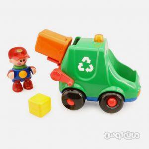 ماشين حمل زباله سری فرست فرندز تولو نوزادی