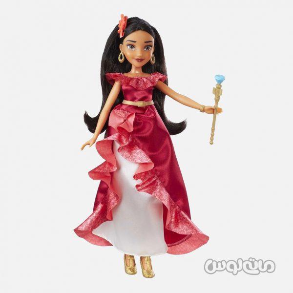عروسک النا همراه با چوب جادويي سری ديزني پرينسس هزبرو
