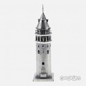 برج گالاتا سری 3D متال کيت متال ورلد ساختنی