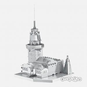برج مايدن سری 3D متال کيت متال ورلد ساختنی