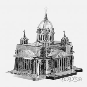 کليساي سنت ايزاک سری 3D متال کيت متال ورلد ساختنی