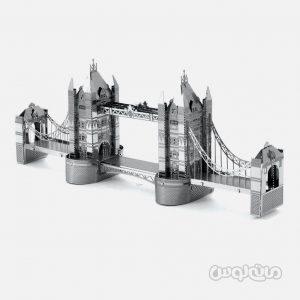 پل تاور بريج سری 3D متال کيت متال ورلد ساختنی