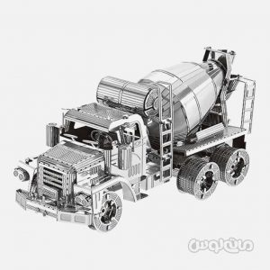 ميکسر سری 3D متال کيت متال ورلد ساختنی