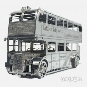 اتوبوس لندن سری 3D متال کيت متال ورلد ساختنی