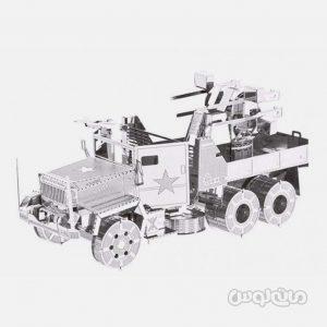 کاميون ضد هوايي سری 3D متال کيت متال ورلد ساختنی