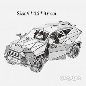 ماشین KMK F450 سری 3D متال کيت متال ورلد ساختنی
