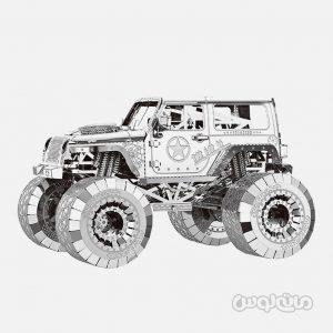 آفرود رانگلر سری 3D متال کيت متال ورلد ساختنی