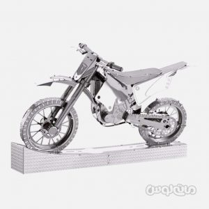 موتور سيکلت مسابقه اي سری 3D متال کيت متال ورلد ساختنی