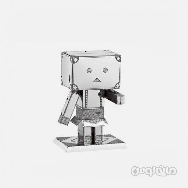 ربات دان بورد سری 3D متال کيت متال ورلد ساختنی