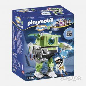 ربات کلينو سری سوپر 4 پلي موبيل