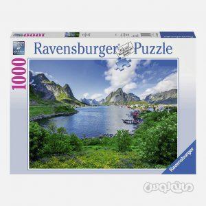 پازل 1000 قطعه دور نماي قله ي کوه رونزبرگر