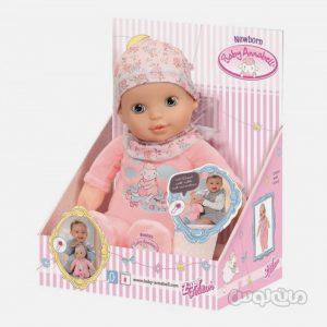 عروسک نوزاد بی بی آنابل زاف
