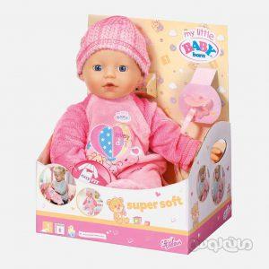 عروسک نوزاد خیلی نرم بی بی بورن زاف